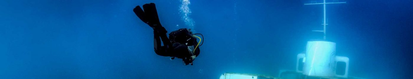 Diving in Cyprus with Latchi Dive Centre