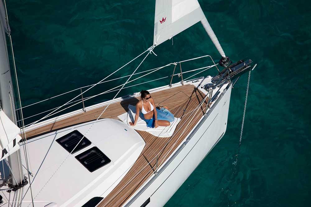 Latchi Yacht Charter Bavaria 41
