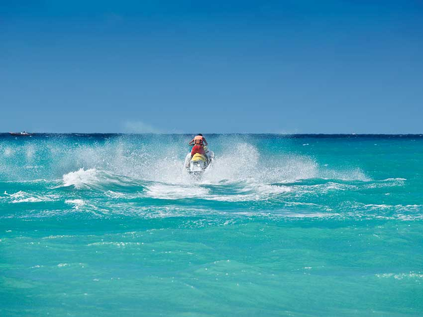 Latchi Watersports Jet Ski Coastal Tour
