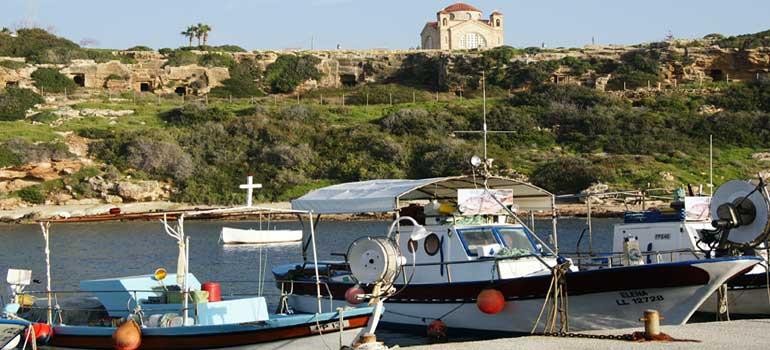 yacht charters cyprus agios georgios