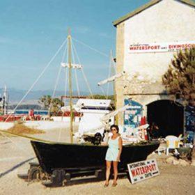 40 years anniversary. Happy Birthday Latchi Watersports Centre, Cyprus (1978 - 2018)