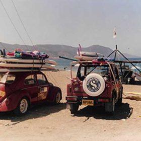 40 years. Happy Birthday Latchi Watersports Centre, Cyprus (1978 - 2018)