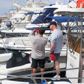 RYA Powerboat Courses with Latchi Watersports Centre, Cyprus