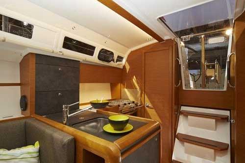 Yacht Charter Cyprus - Jeanneau 349