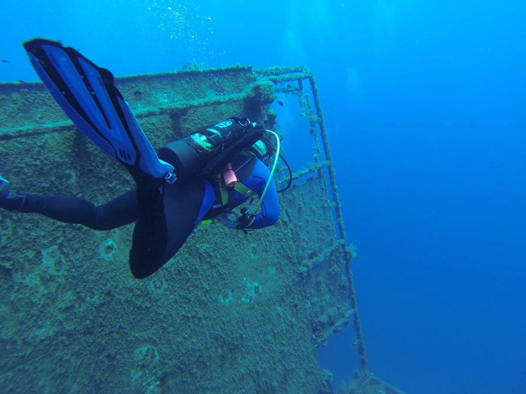 Zenobia Wreck Latchi Dive Centre