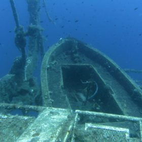 Zenobia Wreck Scuba Diving with Latchi Watersports Centre