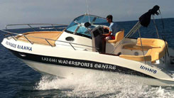 boat hire cyprus with Latchi Watersports Centre, Paphos Cyprus