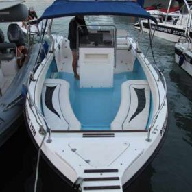 Boat Hire in Latchi, Paphos - Tornado 150hp and 175hp from Latchi Watersports Centre