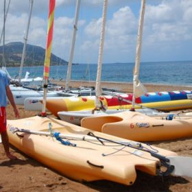 Learn to Sail with Latchi Watersports Centre