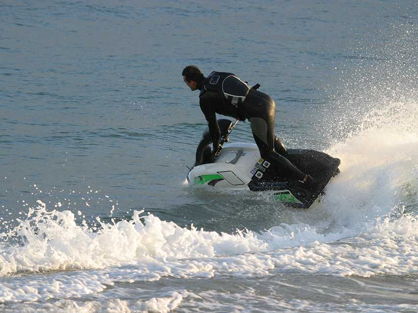 Latchi Watersports Jet Ski Skills Improvement