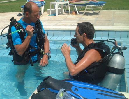 Latchi Dive Centre, Fun Diving, Tec Diving, PADI Courses and Private Diving