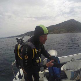 Latchi Dive Centre, St. George's Island, Latchi Cyprus