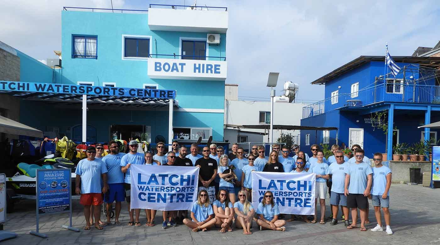 Latchi Watersports Centre Team