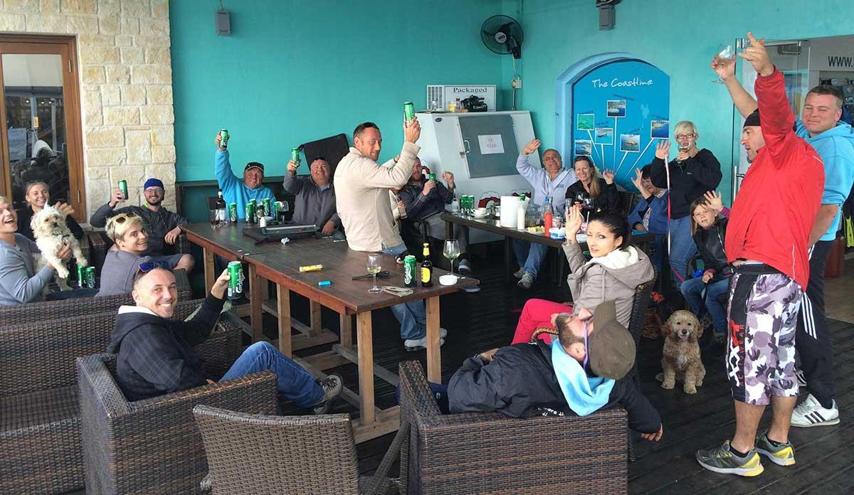 Latchi Watesports Celebrating Green Monday!