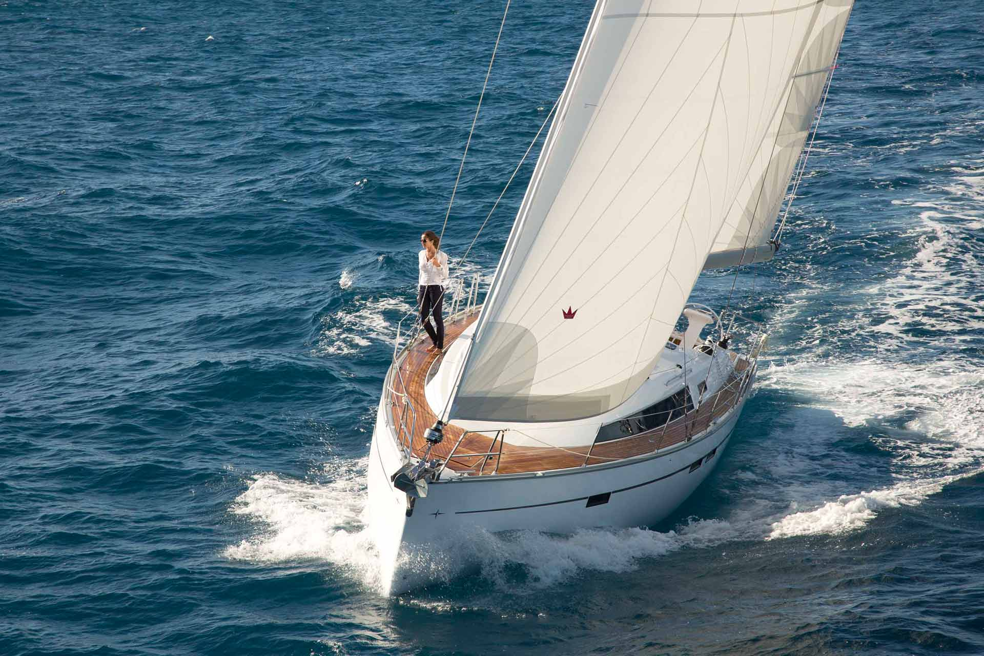 Latchi Yacht Charters, true sailing in Cyprus with Latchi charters