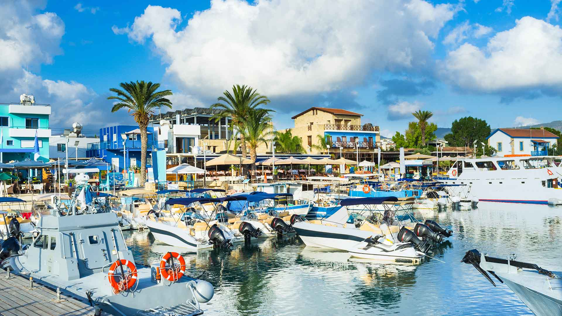 Self Drive Boat Hire in Paphos with Latchi Watersports Centre. Where the Land ends, the fun begins!