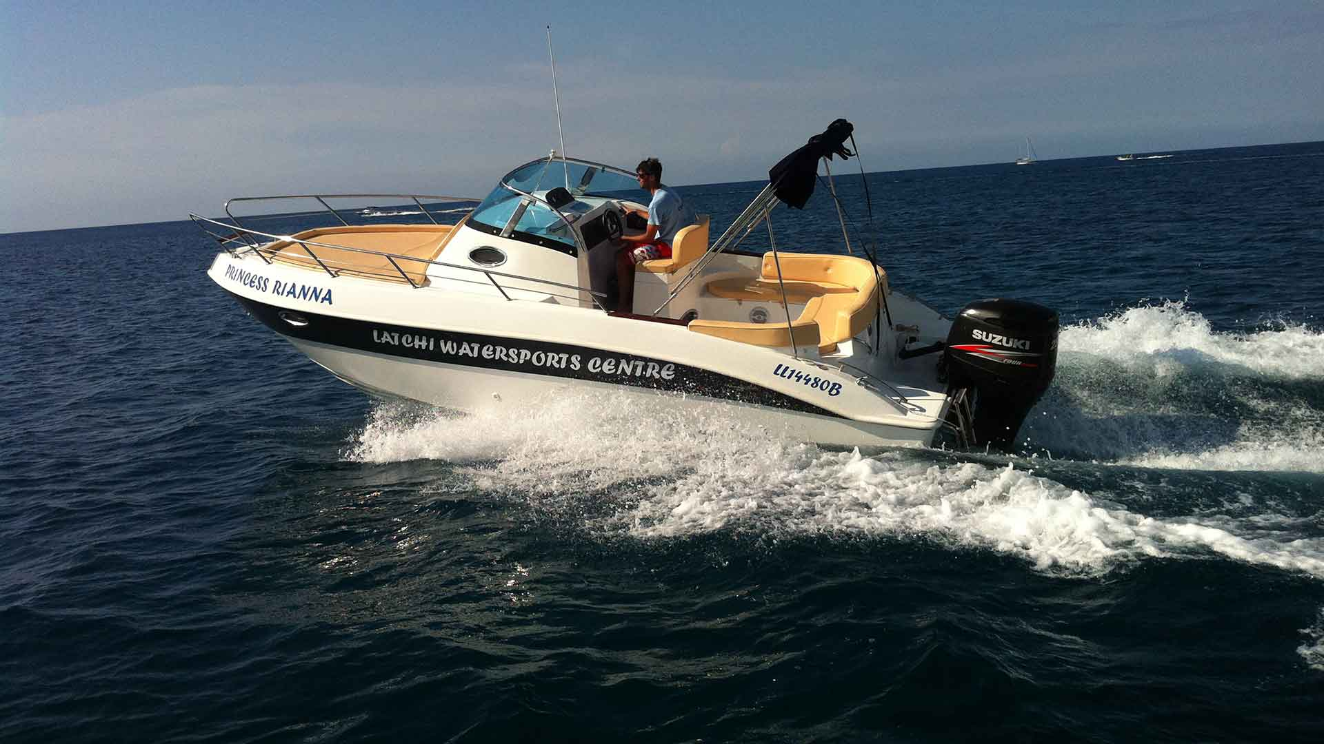 Boat Hire, Diving, Yacht Charters, Jet Ski in Cyprus with Latchi Watersports Centre