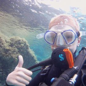 Start Diving, Bubble Maker with Latchi Dive centre, Latchi Watersports Centre Cyprus