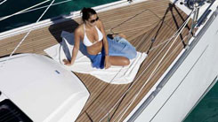 Yacht Charters Cyprus with Latchi Charters, Latchi Marina, Cyprus