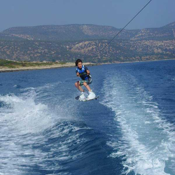 Waterski & Wakeboard with Latchi Watersports Centre, Cyprus