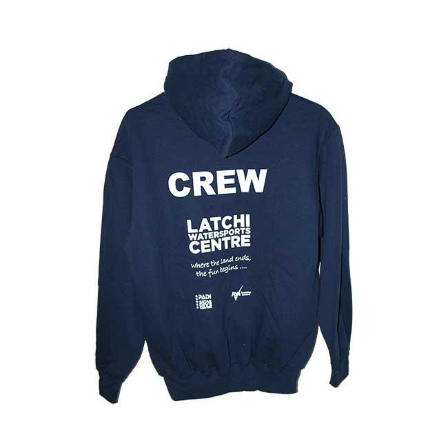 Latchi Watersports Navy Blue Hoodie