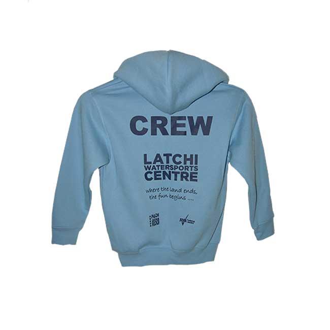 Latchi Watersports Sky Blue Hoodie