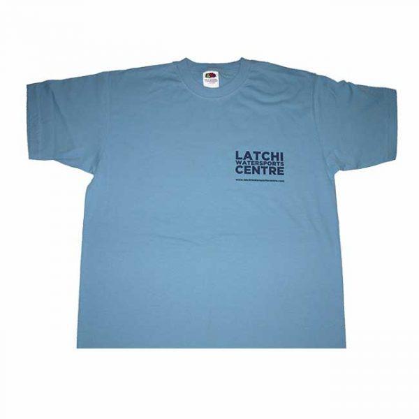 Latchi Watersports Sky Blue T-Shirt