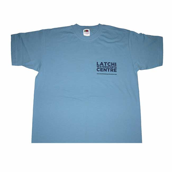 Latchi Watersports Sky Blue T-Shirt