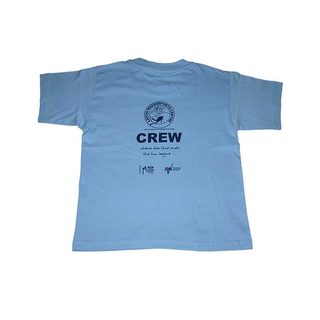 Latchi Watersports Sky Blue Kids T-Shirt