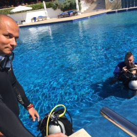 Try Diving with Latchi Dive Centre Cyprus