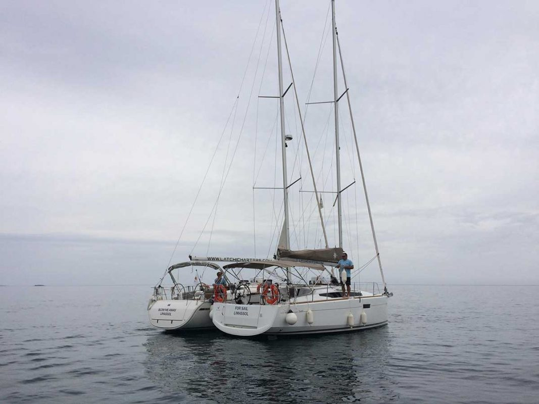 Cyprus Yacht Charter with Latchi Charters