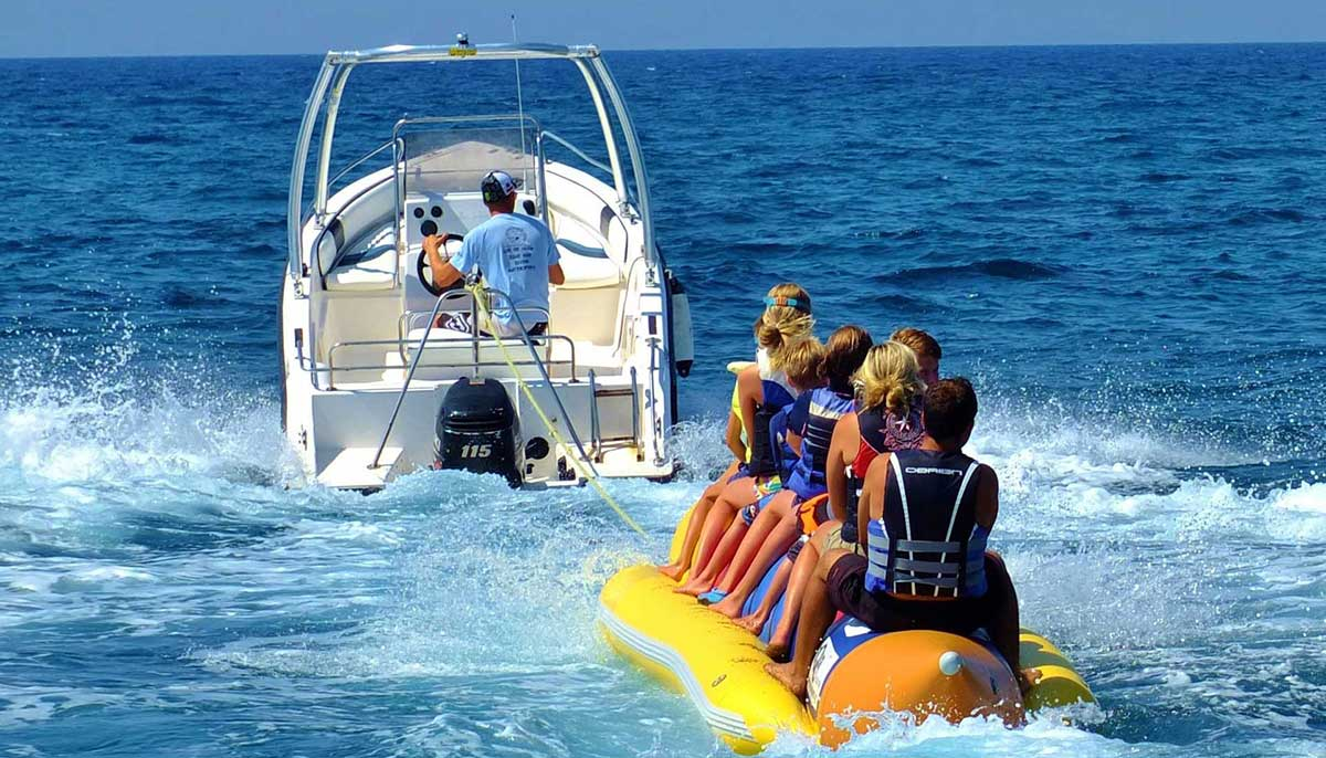 Watersports in Cyprus with Latchi Watersports Centre, Cyprus
