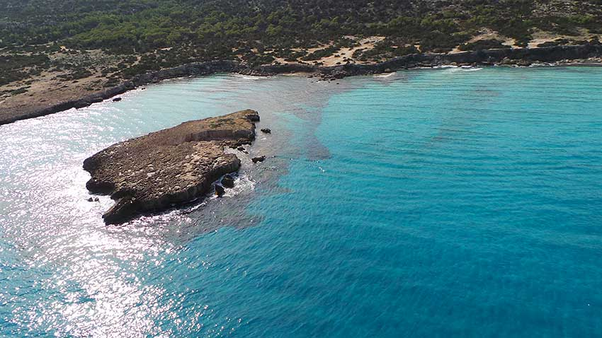 Boat Hire Blue Lagoon with Latchi Watersports Centre