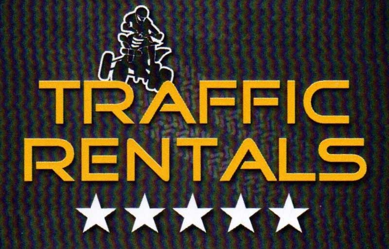 traffic rentals - Your One Stop for Self Drive Quad and Jeep Safari's and all your Rental Needs.