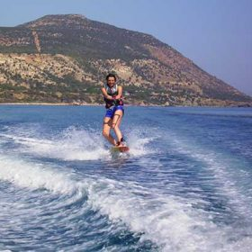 Waterski, Wakeboard in Cyprus with Latchi Watersports Centre