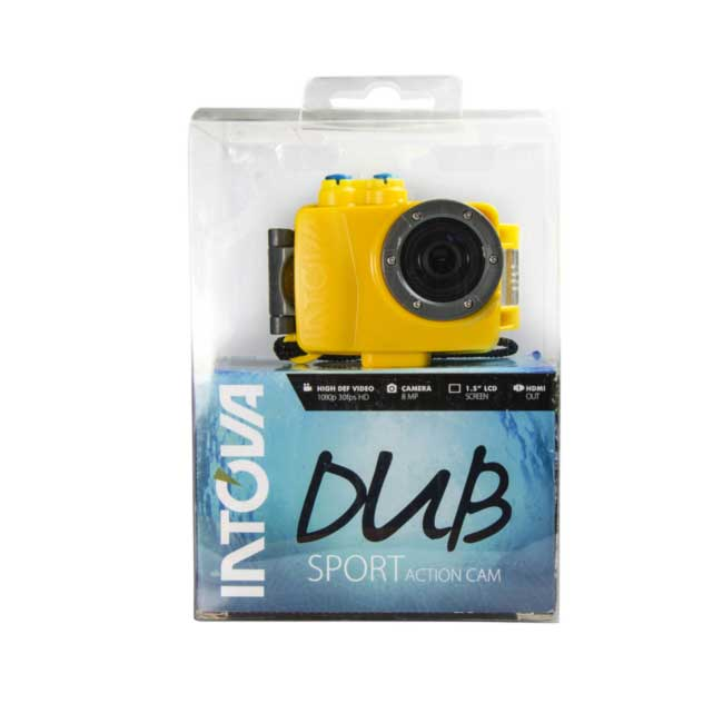 Intova DUB Sport Action Camera, Latchi Watersports Centre, Paphos