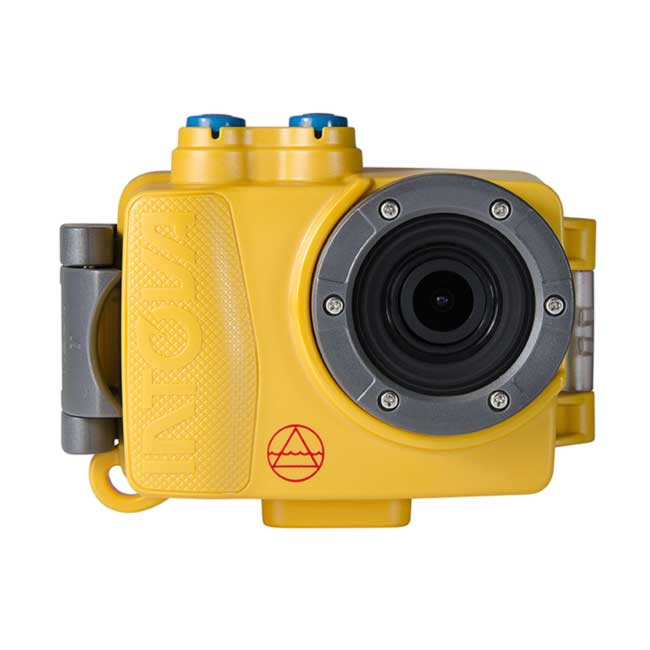 Intova DUB Sport Action Camera in Yellow, Latchi Watersports Centre, Paphos