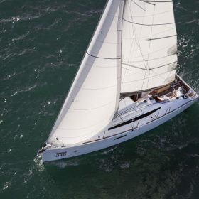 Competition Latchi Charters - Jeanneau Sun Odyssey 349