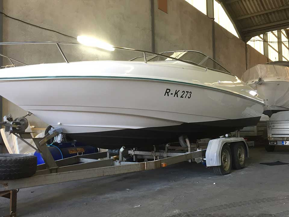 Excel 21 SL wellcraft - Cyprus Boat Sales, Latchi Watersports Centre