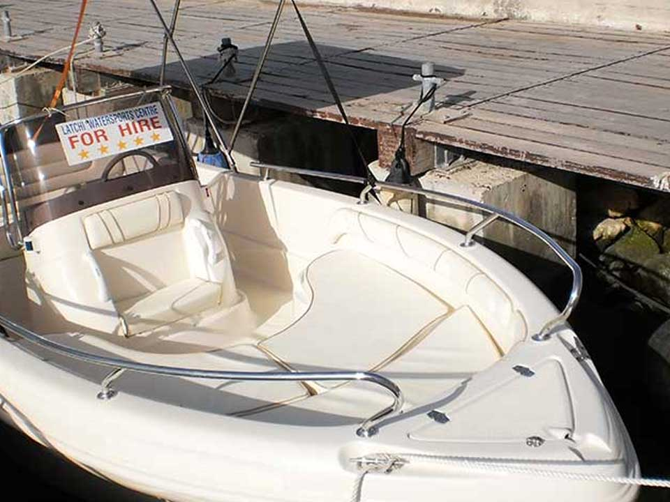 Ranieri Soverato 90hp For Sale | Cyprus Boat Sales