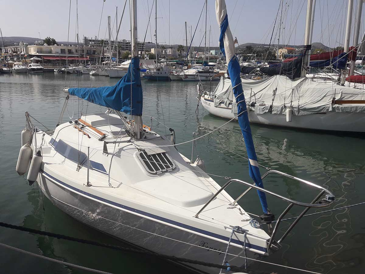 hymera hunter 23 Cyprus Boat Sales, Latchi