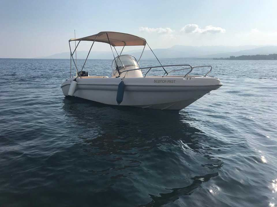 Ranieri Shark 2009 For Sale | Cyprus Boat Sales