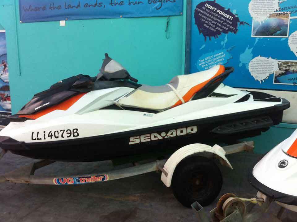Seadoo Jetski 2012 - Cyprus Boat Sales, Latchi