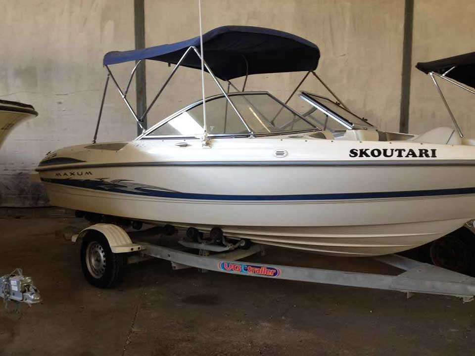 Maxum 180 For Sale   Cyprus Boat Sales