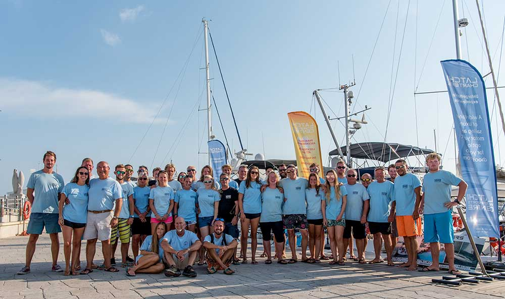 Latchi Watersports Centre 2016 Team