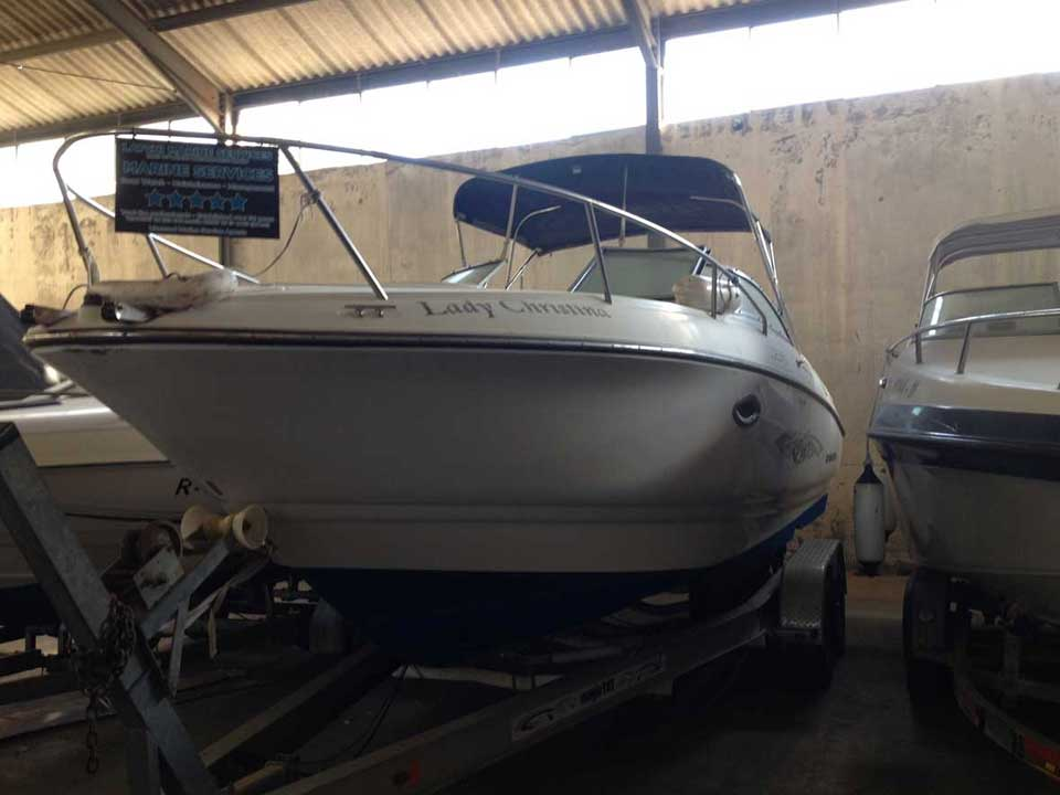 Monterey 2007 Cyprus Boat Sales, Latchi Watersports Centre