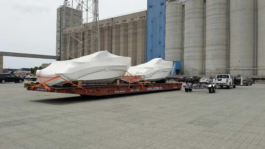 New Latchi Watersports BoatsNew Latchi Watersports Boats