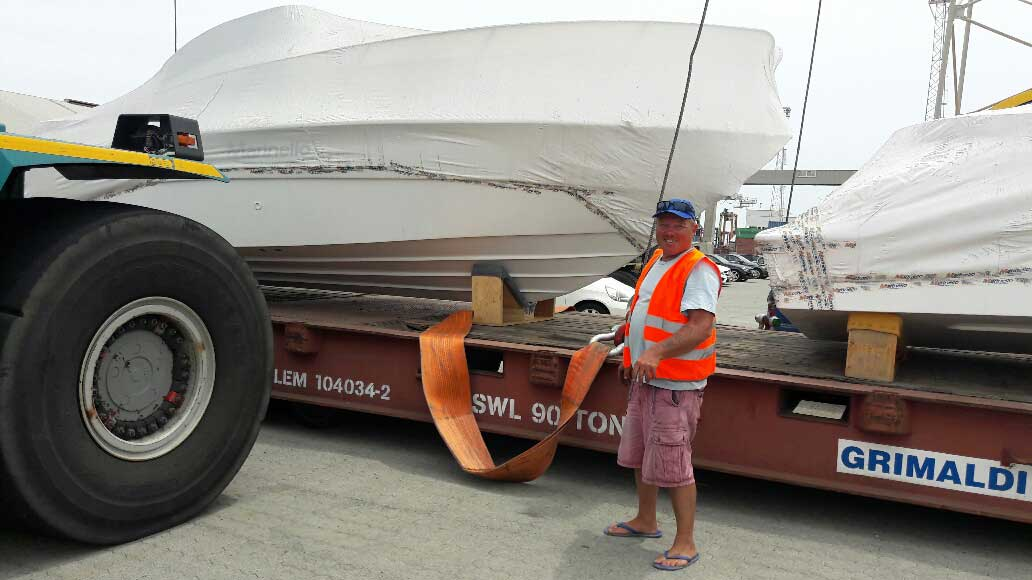 New Latchi Watersports Boats