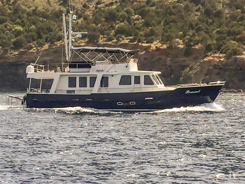 Almtrawler 1600 AD For Sale | Latchi Marine Services