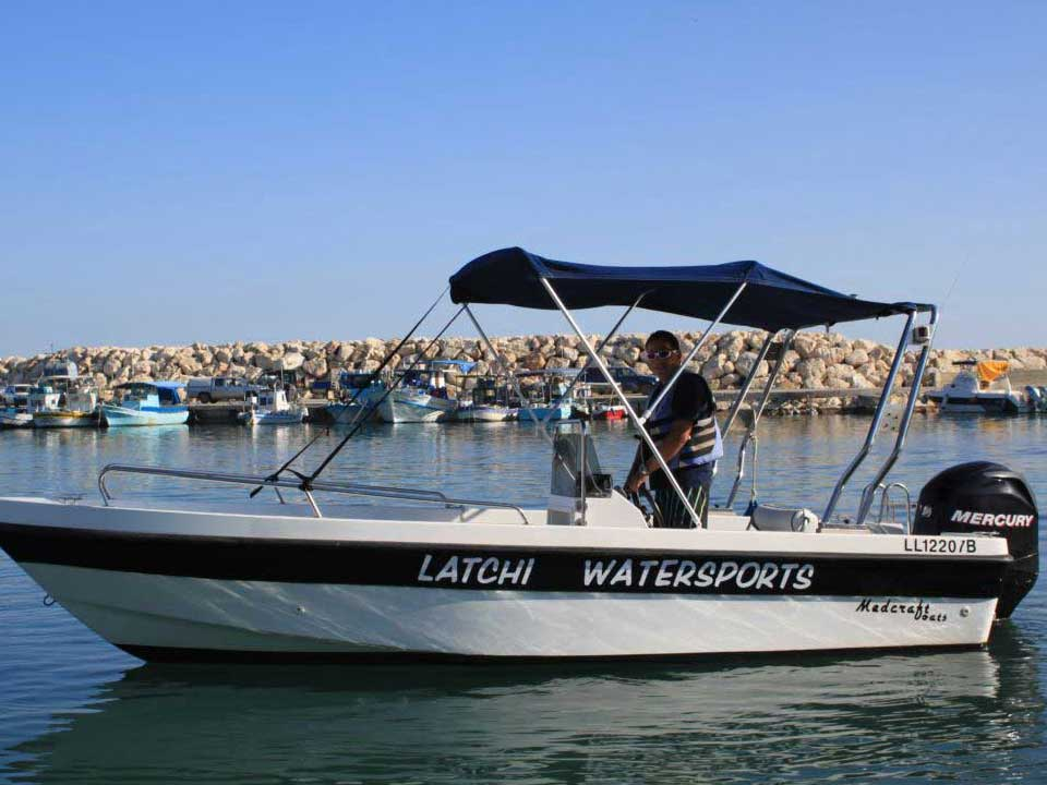 Amathunta 50hp For Sale | Latchi Marine Services